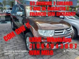 PAJERO 16 Falar com Ivan Melo Concessionária Mitsubishi