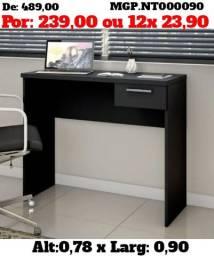 Preço Baixo- Escrivaninha compacta - Top de linha