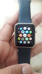 Apple Watch Sport 42mm - A1554 com pulseira extra