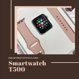 Moto G7 plus e relógio T500