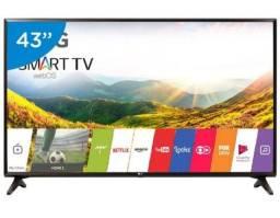 "Smart TV LG 43"" Inteligência Artificial"