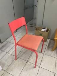 Cadeira Rosa Tok Stok