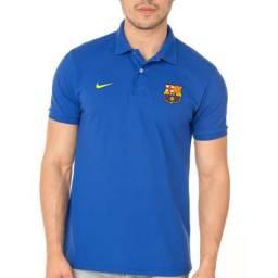 Título do anúncio: Camisa Polo Barcelona Nike