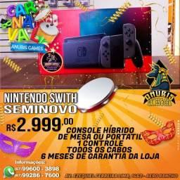 Anubis Games: Nintendo Switch novo a pronta entrega só na melhor loja da cidade!!!!!!feliz