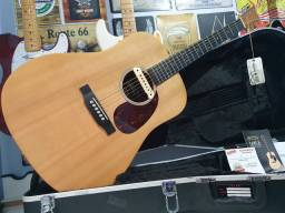 Martin DX1KAE - Tags, Case + LR Baggs- TOP!!