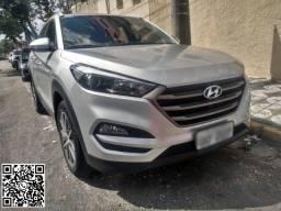 2018 Hyundai  Tucson Gl 1.6 Turbo , Apenas 25mil km