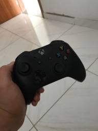 Controle Xbox One com defeito