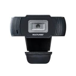 Webcam Office Hd 720P Usb Preta Multilaser ? AC339