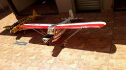 Aeromodelo P-A 18