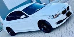 BMW 320i 2015 Nova! Ipva pg! Aceito troca!