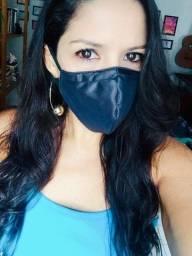 Máscara que mata o vírus!!