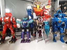 Power Ranger ANIMALZORDS