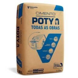 Título do anúncio: Promoção de Cimento Poty, na sua obra, em Fortaleza ou Maracanaú