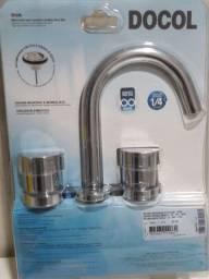 Misturador lavatório bica alta Docol