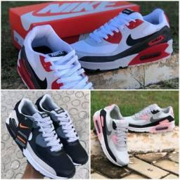Tênis Nike Air Max 90 Várias Cores