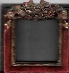 Quadro p/ fotografia (porta retrato) p/ foto de 5.5x5.5 cm