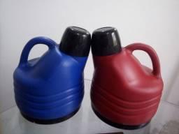 Garrafa térmica Invicta 3,5 litros - nova