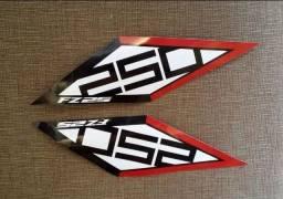 Título do anúncio: Adesivo FZ 250 (Fazer 250)