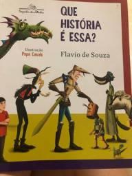 Livro que história é essa