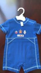 Macaquinho Little Wonder - 0 a 3 meses