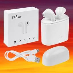 Incrível - Fone De Ouvido Sem Fio Bluetooth I7s Tws - 2