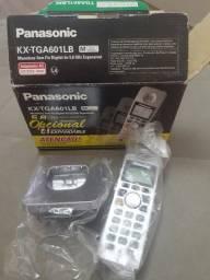Monofone sem fio Panasonic
