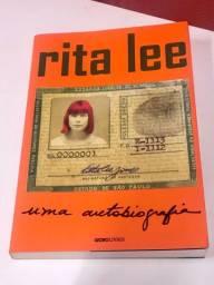 Livro Rita Lee autobiografia
