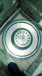 Volante do motor de Scania embreagem