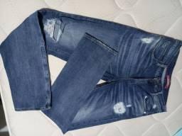 Calça Jeans Lacoste 42