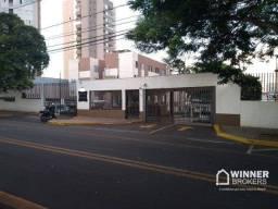 Apartamento com 2 dormitórios para alugar, 47 m² por R$ 600,00/mês - Vila Bosque - Maringá