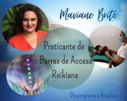 Practitioner de Barras de  Access e Reiki