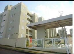 Apartamento com 2 dormitórios, 61 m² - venda por R$ 120.000,00 ou aluguel por R$ 650,00/mê