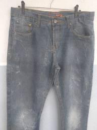 2 Calça jeans 46