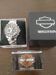 Relógio Bulova Harley Davidson Cronógrafo Masculino