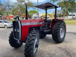 Trator Massey Ferguson 275 4x4
