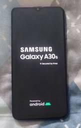 Samsung A30S 64GB - Parcelo no credito e aceito Caixa Tem