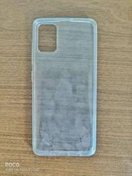 Vendo capinha Ultra fina Transparente Galaxy A51