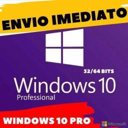 Chave Licença Windows 10 Pro