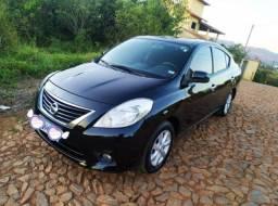 Nissan versa SL + completo +ipva 2021 pago