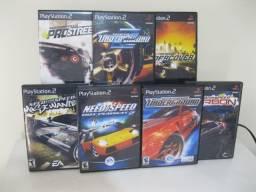 Need for speed Coleçao 7 jogos genericos