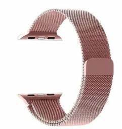 Pulseira Milanese P Smartwatch 42mm 44mm Promoção