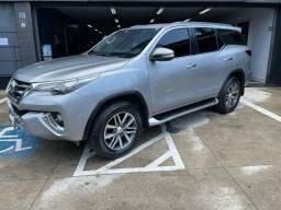 Toyota Hilux Sw4 Srx 7 lugares 2016 Blindado Nivel 3A