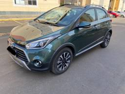 Hyundai Hb20x 1.6 automático 2018/2019 6.000km