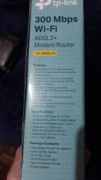 Modem Wifi, roteador tplink