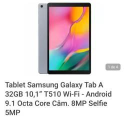 Tab A Samsung 10 polegadas