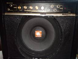 Cubo Yamaha AR-1500 BASS 50 whats 04 bandas eq paramétrico falante americano