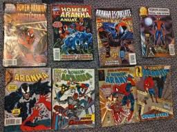 Coleção Homem Aranha - Formatinho