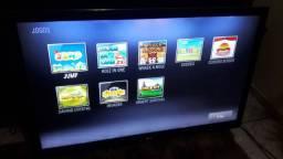 """Tv 55"""" Lg Led. 8 jogos e aplicativos"""