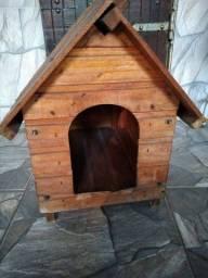 Casa de Cachorro (para raças de pequeno porte)