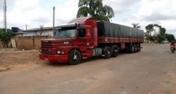 Scania 112 HW 360cv Carreta ls Randon